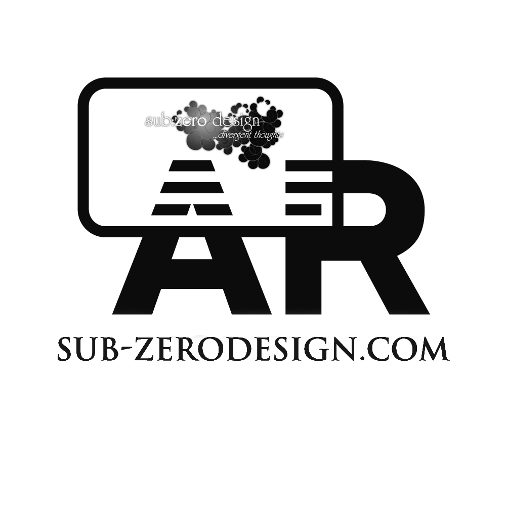 AR SZD black primary logo