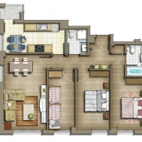 3d-studio-ho-chi-minh-private-residential-house-2d-floor-plans-7