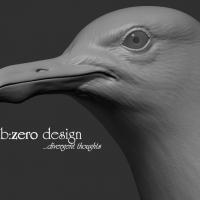 3d-modeling-seagull-face