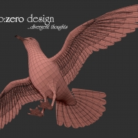 3d-modeling-seagull-wire-bottom