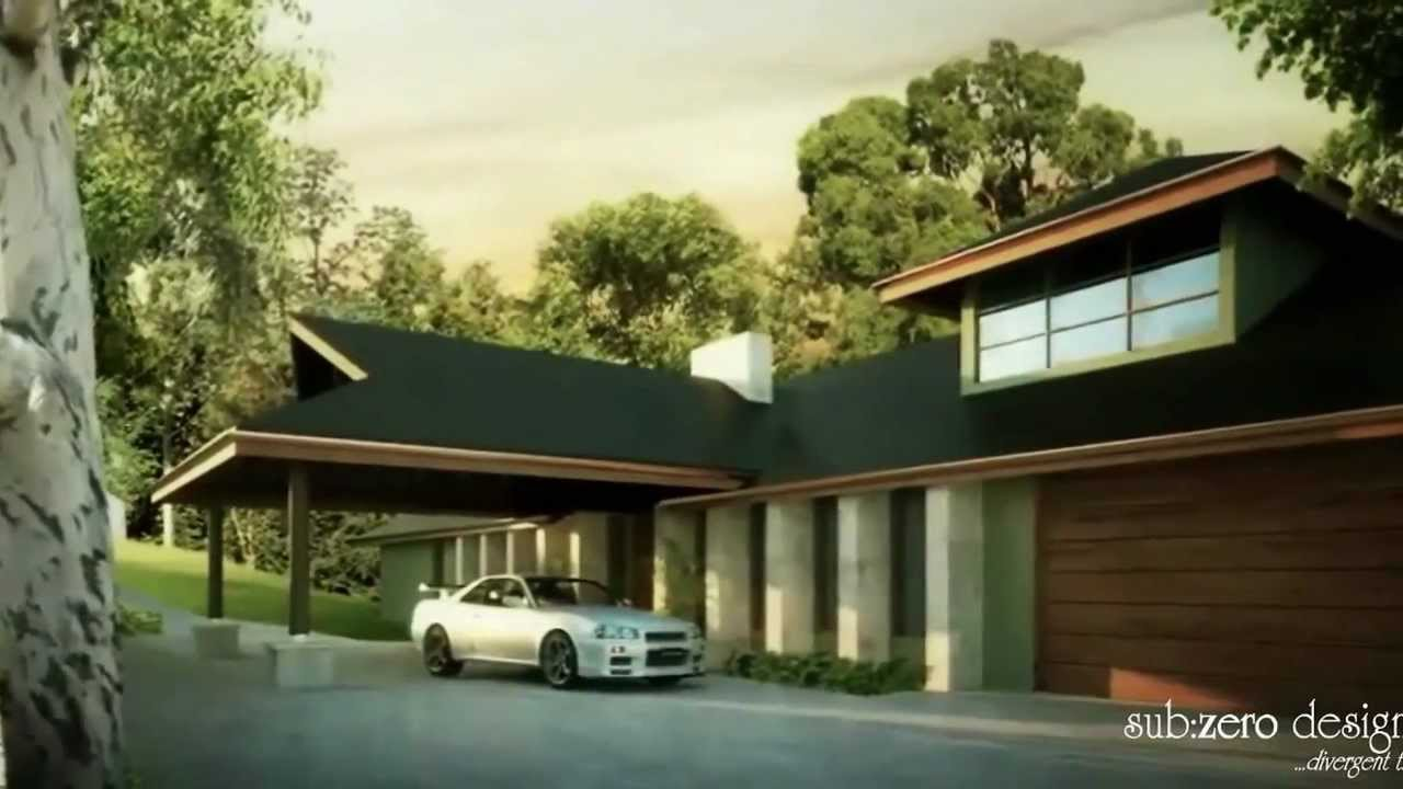 Architectural Visualization Show Reel