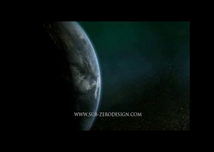 3D Animation: Space Exploration