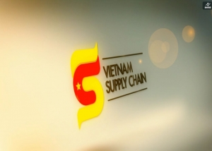 Motion Graphics: Vietnam Supply Chain Main Logo Reveal