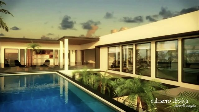 Resort Architectural Animation 02