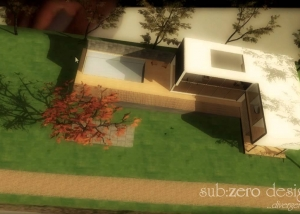 Augmented Reality ~ Modern House
