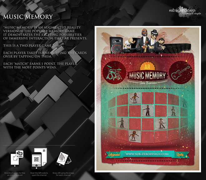 ho-chi-minh-augmented-reality-SZD-Music-Memory-Game