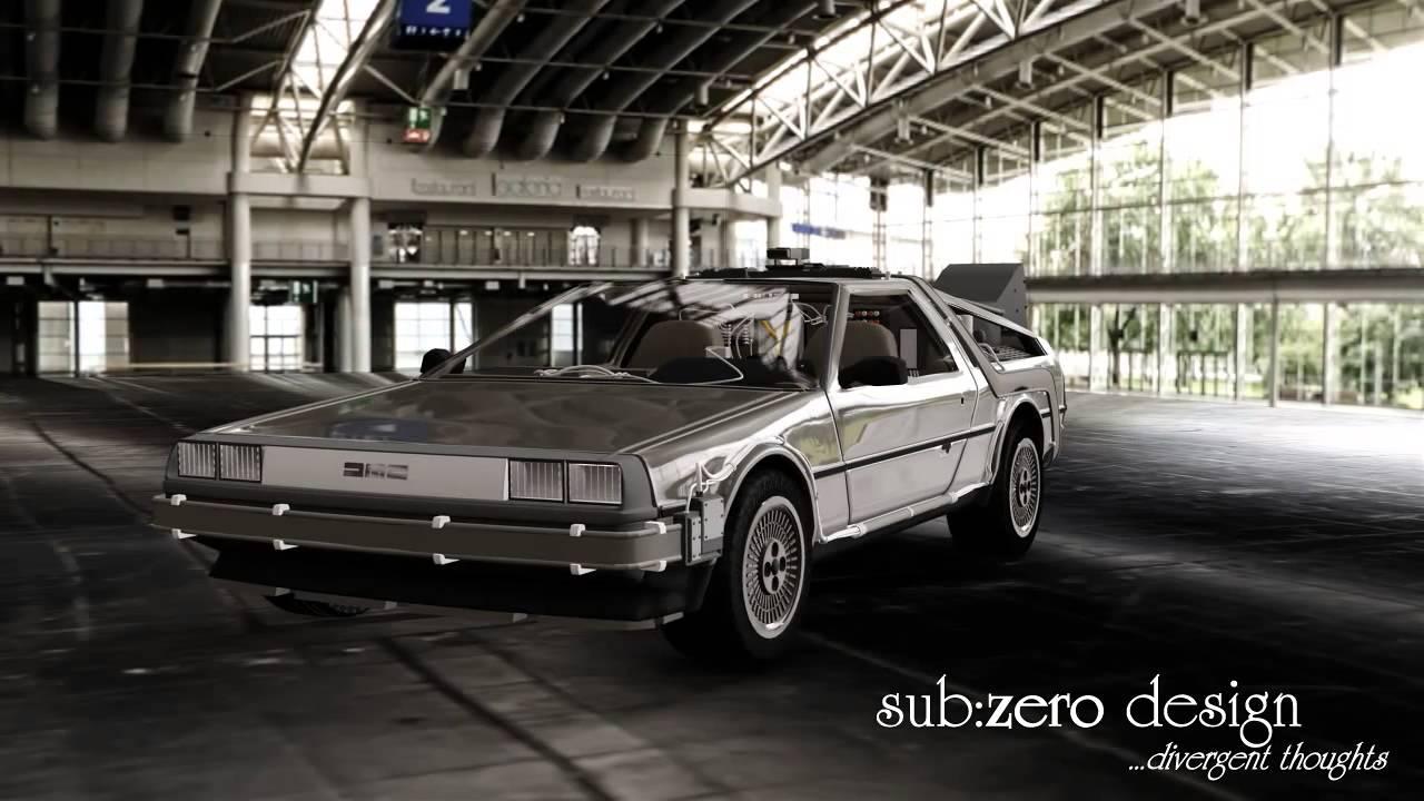 DeLorean (Back To The Future)